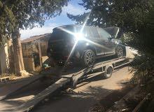 ساحبة لنقل السيارات ذاخل وخارج طرابلس