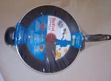 قدر طهي ومقلاة نوع تيفال  Tefal cooking pot with fry pan