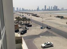 sea view flat for rent in busaiten alsaya