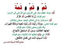 مدرس لغة عربية لجميع المراحل الدراسية