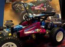 للبيع لعبة lego جاهزة للعب سيارة technic 42124 pre build