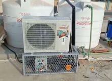 كافه خدمات التكيف والصيانه والتنظيف AC serveses, cleaning, maintenance