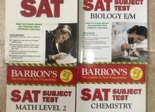 SAT Barron's Books