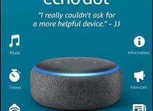 امازون اليكسا دوت Amazon Alexa dot