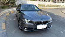 Clean title BMW 520i without any accidents and under warranty