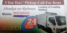3 ton, 7 ton pick up services available