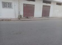 فرصة محل تجاري للبيع على طريق عمومي في قليبية
