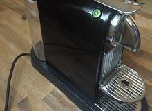 صانع  القهوه والكبتشين