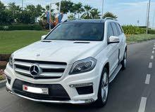 Mercedes Benz GL500 2016
