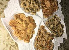 حلويات وفطائر مغربية
