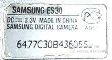 سامسونج ES30 DC 3.3V مستعمل