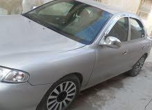 سيارة هونداي افانتي موجوده للايجار يومي:7 وشهري:250