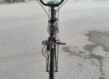 سلام عليكم  بايسكل بطه موروني لمعة فولل ياباني دراجة اولى  حجم 26 دسك شيمانو  بر