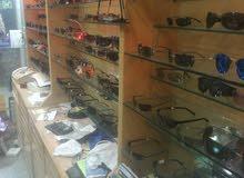 محل نظارات ممتاز ايجار 390