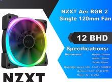NZXT Aer RGB 2 - Single 120mm
