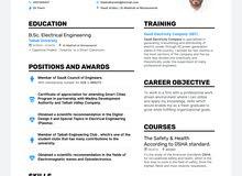 مهندس كهربائي حديث التخرج
