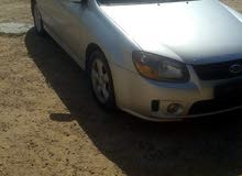Silver Kia Spectra 2009 for sale