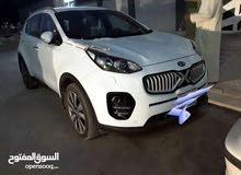 سيارة سبورتج 2018 اربيل