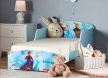 سرير frozen  للاطفال