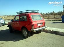 Manual Red Lada 1996 for sale