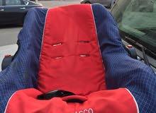 كرسي سيارة للأطفال ب 2 دينار فقط