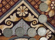 عملات نادرة ( 1998-1997-2001-2002-2003-2004)