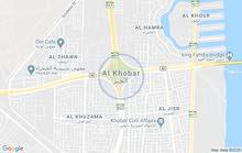 قطعة ارض واقعه بحي اشبيليا بمدينة الخبر