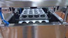 ماكينة تعبئة كاسات مياه الشرب الاوتوماتيكيه