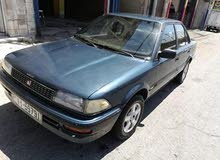 Manual Toyota Corolla for sale
