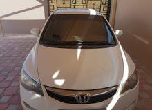 Honda Civic 2009 For sale - White color