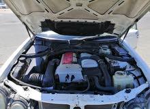 مرسيدس E200 موديل 2002 بحالة جيدة للبيع
