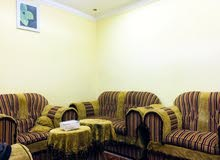 Sofa for sale 7 seater @ 150 sr