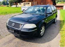 Manual Black Volkswagen 2001 for sale