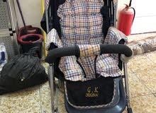 عربانة طفل مستعملة للبيع