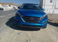 Hyundai Tucson 2016 For sale - Blue color