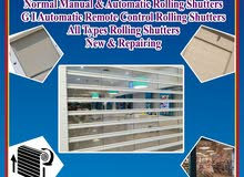 All types of Rolling Shutters Supplier In Oman