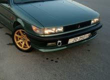 Mitsubishi Lancer 1992 For sale - Green color