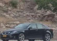 Black Lexus IS 2013 for sale