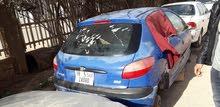 قطع غيار سياره بيجو 206