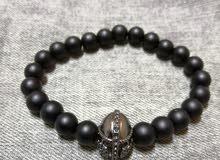 Helmet bracelet