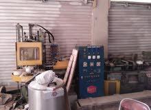 مصنع بلاستيك ماكنات حقن