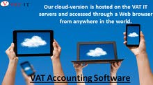 VAT IT ACCOUNTING SOFTWARE