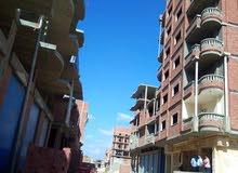قطعة ارض للبيع بدمياط الجديدة أمام الحى المتميز بالقرب من المستشفى العسكري