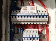 فني كهرباء منازل لجميع الاعمال الكهربائية