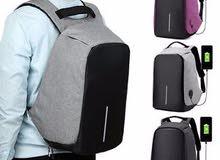 حقيبة الظهر الشاملة ضد السرقة