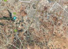 ارض 10 دونمات للبيع بوسط عمان