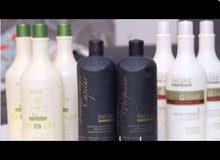 بأسعار التصفية معالج بروتين شعر (كيراتين) من شركة Inoar البرازيلية (عروض تصفية)