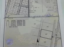 للبيع ارض سكنية في المعبيلة مقابل مول مسقط و بالقرب من جامع الرشيد