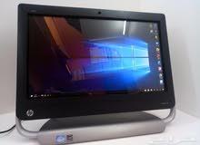 hp touch smart 7320 pc جهاز متكامل يعمل باللمس