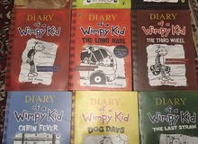 سلسله كتب diary of a wimpy kid